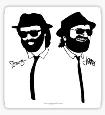 The Bluegrass Brothers Sticker