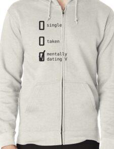 BTS - Mentally Dating V T-shirt