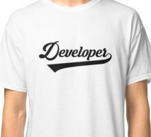 Team Developer Tee Classic T-Shirt