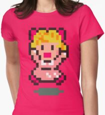 Paula - Earthbound Women's Fitted T-Shirt