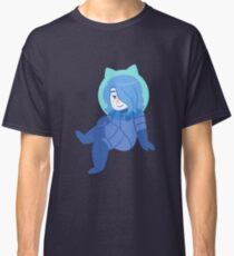 Space Cat France Classic T-Shirt
