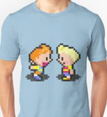 Young Lucas & Claus - Mother 3 Unisex T-Shirt