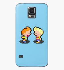 Funda/vinilo para Samsung Galaxy Joven Lucas y Claus - Madre 3