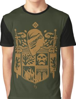 Iron Coat of Arms - IB Edition Graphic T-Shirt