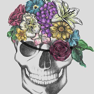 Pirata floral de kellabell9
