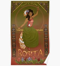 I wonder what happened to Rosita Poster