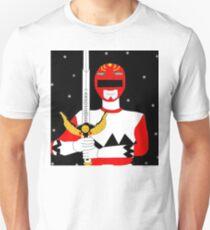 Power Rangers Lost Galaxy(Red Ranger) Unisex T-Shirt