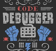 Code Debugger by artlahdesigns