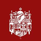 Iron Coat of Arms - NM Edition by teevstee