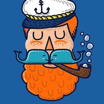 Ballena de un bigote de kellabell9