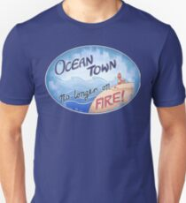 Welcome to Ocean Town! T-Shirt