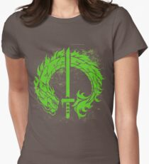 Genji Green Dragon Tag T-Shirt