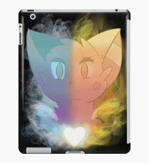 May & Imp- Like Fire, Like Ice iPad Case/Skin