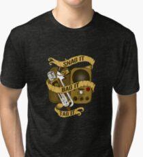 Snag It, Bag It, and Tag It! Tri-blend T-Shirt