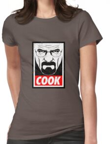 Walter White - Cook Womens Fitted T-Shirt