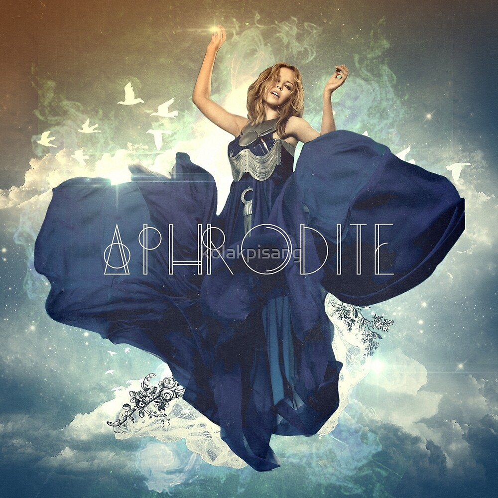 Kylie Minogue Aphrodite Full Color by kolakpisang