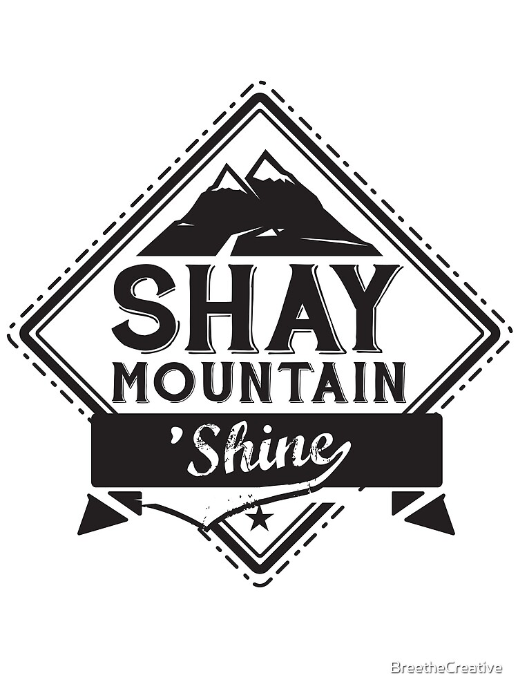 Shay Mountain Moonshine Outsiders TV Farrells by BreetheCreative