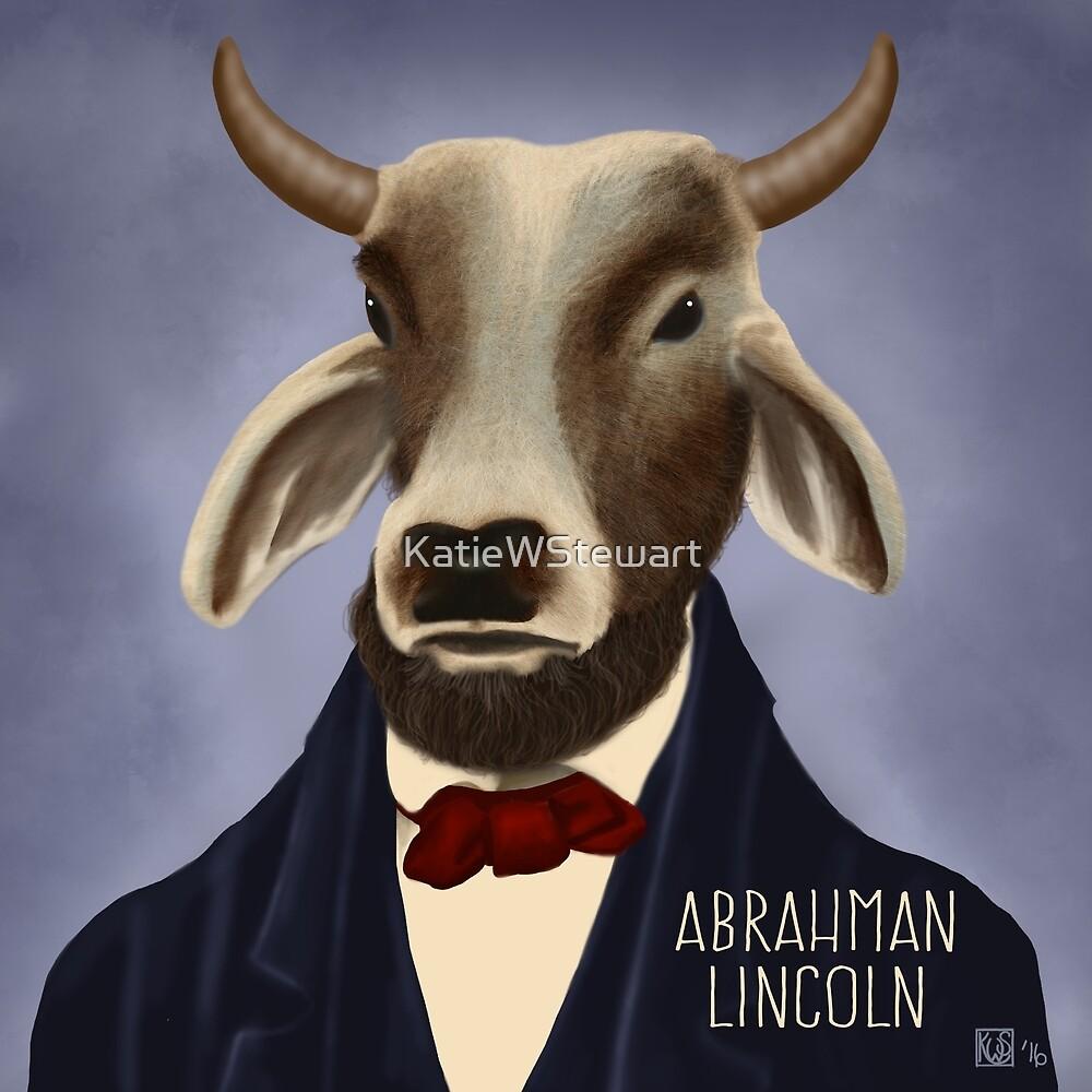 Abrahman Lincoln by KatieWStewart