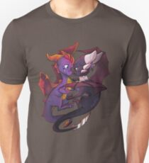 Spyro and Cynder Unisex T-Shirt