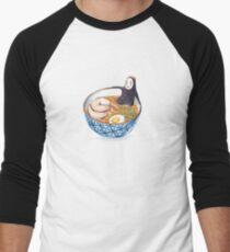 Spirit Ramen Bath Men's Baseball ¾ T-Shirt
