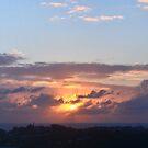Buderim Sunrise September 9 by Hugh Fathers
