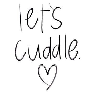 let's cuddle by MillerHemsworth