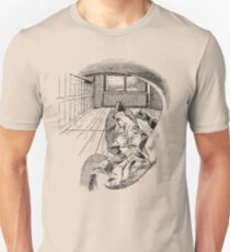 The View From My Left Eye Unisex T-Shirt