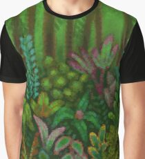 Paper Jungle Graphic T-Shirt