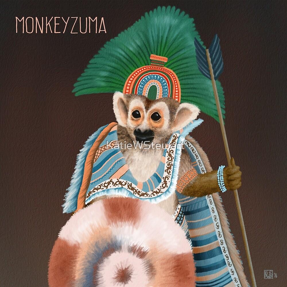 Monkeyzuma by KatieWStewart