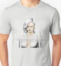 Mercurial #3 white bg Unisex T-Shirt