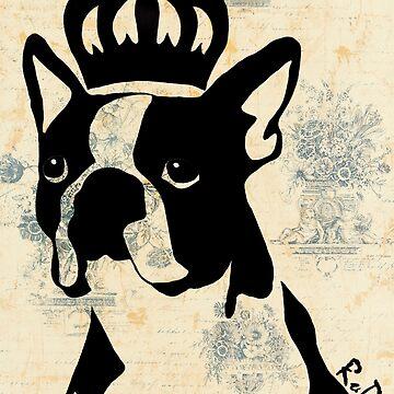 Little Queenie by robyndansie