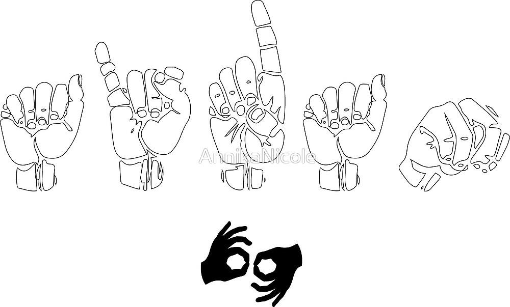 ASL - Aidan by AnnikaNicole