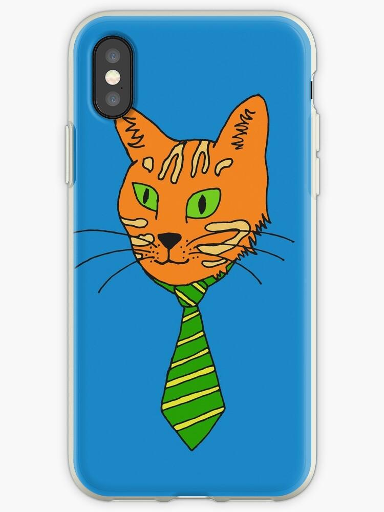 Business Cat  by GrumpyMonkey