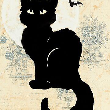 Stray Cat Blues by robyndansie