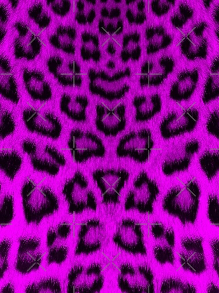 Pink Leopard by GrizzlyGaz
