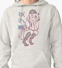 Girl= Pullover Hoodie