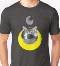 Disco kitty Unisex T-Shirt