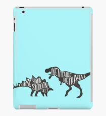 Curse Your Inevitable Betrayal iPad Case/Skin