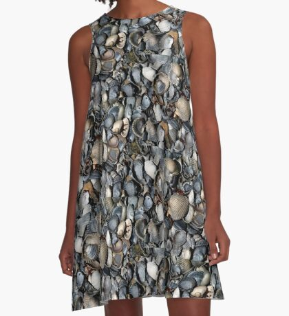 Shells. II A-Line Dress