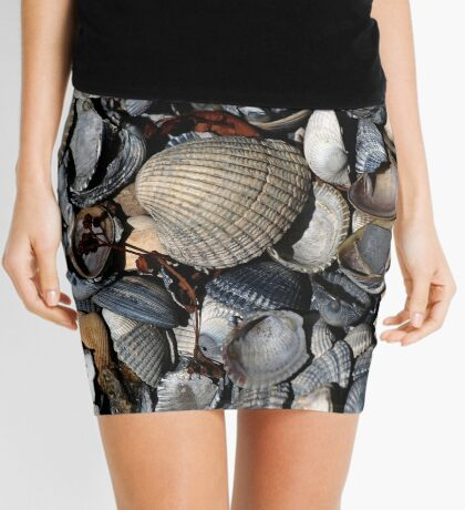 Shells. II Mini Skirt