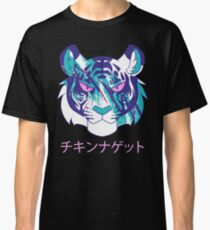 Vaporwave Tiger Classic T-Shirt