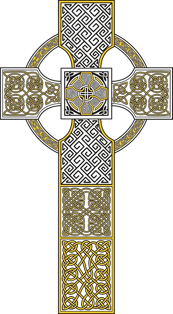 Celtic Cross  by CatholicSaints