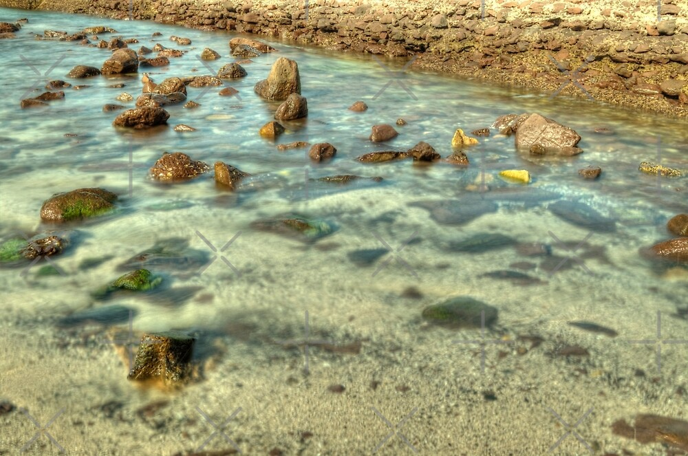 Rocks at Shellharbour by rom01