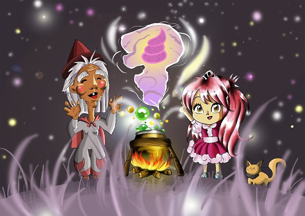prophecy of the magic poop by bowakitty