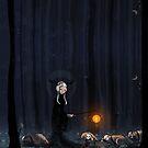 Tanuki by KatArtDesigns