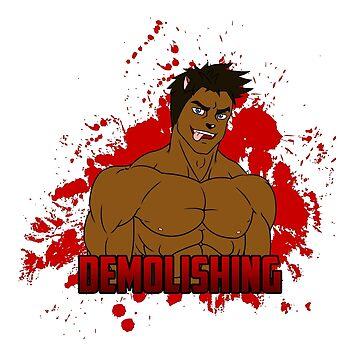 Brock Brock - El Demoledor by 09TUFyD4Y