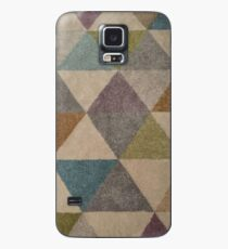 Geometric Colours Larger Case/Skin for Samsung Galaxy