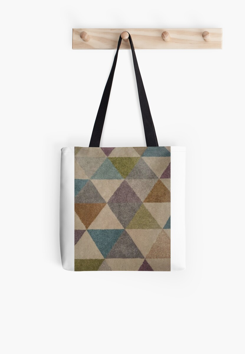 Geometric Colours Larger by RochelleLee