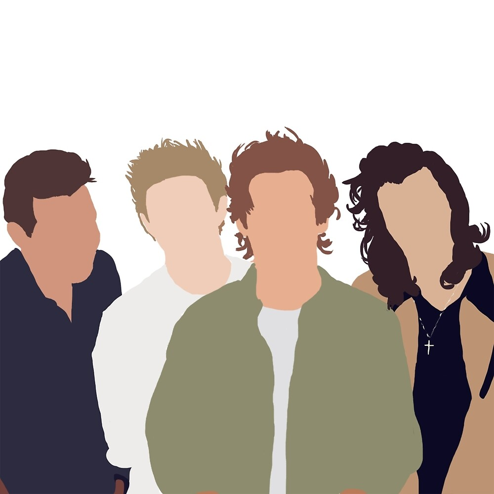 One Direction by Deelara
