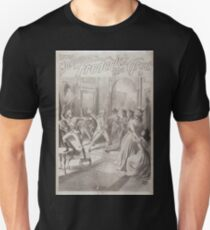 Performing Arts Posters Lewis Morrison in Frederick the Great 0830 T-Shirt